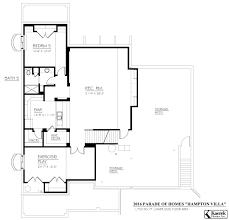 Finished Basement Floor Plans Hampton Villa Kaerek Homes