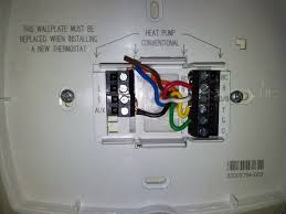 lovely honeywell heat pump thermostat wiring diagram 21 for cat 5