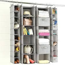 ikea hanging storage stunning decoration hanging storage bins for closets folded