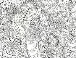 detailed coloring pages to print best complicated printable