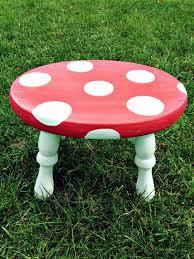 Mushroom Chair Walmart Woodland Fairy Theme Party