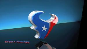 Houston Texans Flags Houston Texans 3d Logo Animation Mp1 2010 720p Mov Youtube