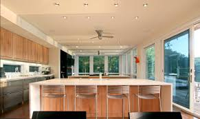 kitchen modern kitchen design with bar stools and kitchen ceiling