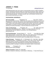 Resume For Marketing And Sales Marketing And Sales Coordinator Cover Letter Best Dissertation