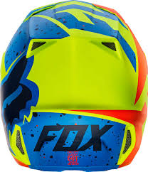 fox sports motocross 2017 fox racing v2 nirv helmet mx motocross off road atv dirt