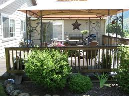 Patio Gazebos And Canopies by Canvas Deck Canopies And Gazebos A Deck Canopies And Gazebos For