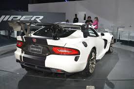 dodge viper 2016 ny auto show dodge viper acr still has it