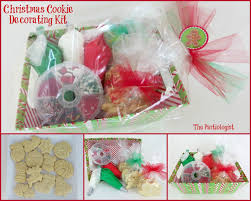 Christmas Cookie Decorating Kit The Partiologist Christmas Cookie Decorating Kit