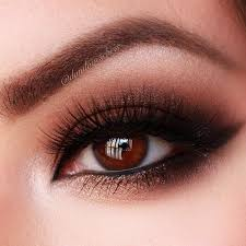 12 easy and pretty prom makeup ideas for brown eyes gurl com