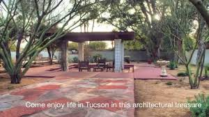 Spanish Colonial Homes by Spanish Colonial Home In Tucson Tucson Homes For Sale Youtube