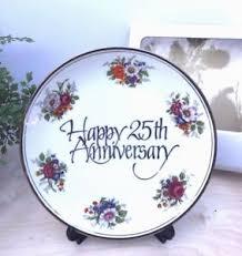 25th anniversary plate vtg new centurion collection roses 25th anniversary plate 7 1 2