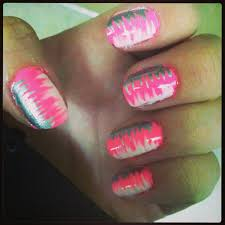 pink nail design nails pinterest nail designs pink nails