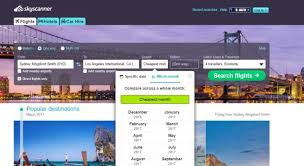 how to save time and money searching for flights on skyscanner