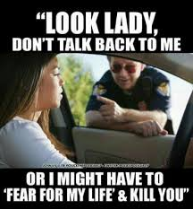 Moving Away Meme - why killer cops will keep getting away with it moving target