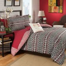 Red Bedroom Comforter Set Buy Black And Red Comforter From Bed Bath U0026 Beyond