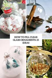 halloween glass ornaments diy christmas ornaments archives shelterness