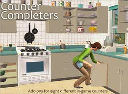 how to make a corner kitchen cabinet sims 4 counter completers add ons for eight in counters