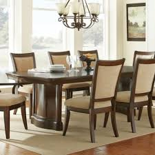 steve silver heather dining table in merlot finish local