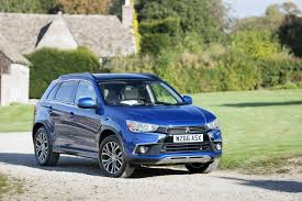 revised mitsubishi asx crossover arrives in the uk mitsubishi