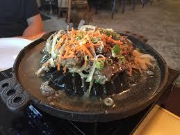 cha e cuisine bulgogi chap chae namuls picture of fu yuang