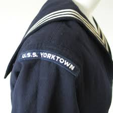 authentic vintage usn united states navy military service dress