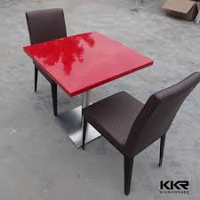 Cafe Dining Table And Chairs Cafeteria Table Wholesale Table Suppliers Alibaba