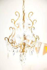 Glass Fruit Chandelier by Chandelier Lamp Shade Cover Crystal Teardrop 1 Light Chrome Mini