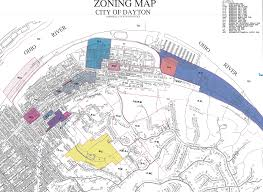 Ky County Map Zoning Map City Of Dayton Kentucky