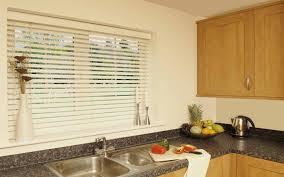keep heat and light at bay with stylish kitchen blinds u2013 decorifusta
