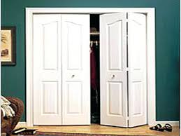 Fix Bifold Closet Door Door How To Fix Sliding Closet Doors Stanley Bifold Door