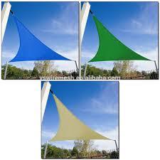 sun shade sail canopy garden patio awning triangle uv outdoor