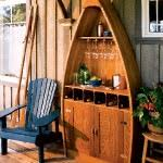 Wood Boat Shelf Plans by Bars And Liquor Cabinets At Woodworkersworkshop Com