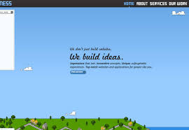 Homepage Design Concepts 30 One Page Sites You U0027ll Wish You Had Built Webdesigner Depot
