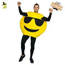 emoji costume online shop new men s cool sunglasses emoji costume