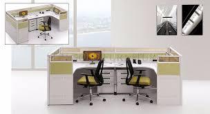 sexe au bureau moderne sexe meubles séparateur de bureaux workstation bureau pour 4