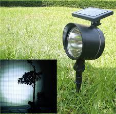 Landscape Flood Light High Brightness Led Solar Light Outdoor Solar Power Spot Light
