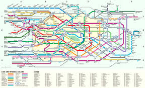 Tokyo Subway Map by Japan U2013 Navigating The Tokyo Metro A Guide On English U2026 I Mean In