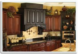 top of kitchen cabinet ideas pictures of decorating ideas for above kitchen cabinets
