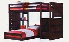 staircase bunk beds ebay