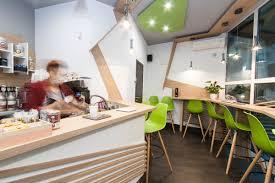 interior exterior design interior and exterior design for small cafe in burgas