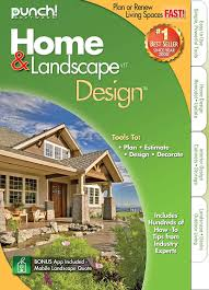 amazon com punch home landscape design version 17 software