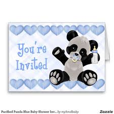 Panda Baby Shower Invitations - 15 best my baby shower images on pinterest pandas dyi and