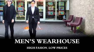 men u0027s warehouse commercial advertising class youtube