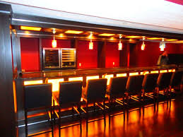 bar rustic basement bar ideas
