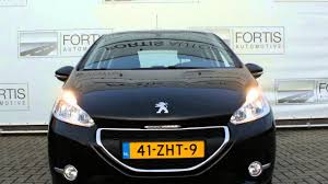 lease a peugeot peugeot 208 1 2 vti blue lease navi cruise ctr youtube