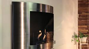 olympia ethanol fireplace by eco feu youtube