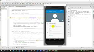 startactivity android android studio 15 intent and startactivity macros