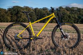 stif cycles morf review u2013 long low slack steel hardtail from the