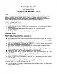 examples of resumes for jobs with no experience resume