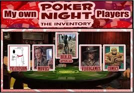 Poker Meme - poker night at the inventory meme my picks by derekmetaltron on